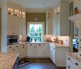Bon Kitchen. Kitchen With Window. Creative Custom Cabinets ...